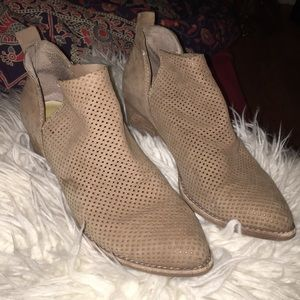 0898f3fa0db7 Dolce Vita Shoes - Dolce Vita perforated booties